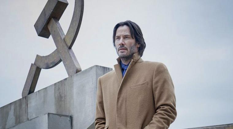Кадр из фильма «Сибирь»