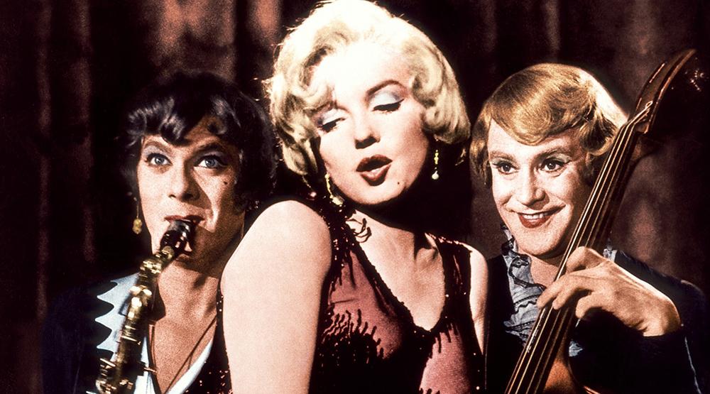 Кадр из фильма «В джазе только девушки» (1959)