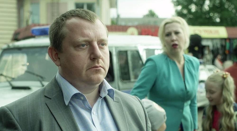 Кадр из клипа «Кандидат»