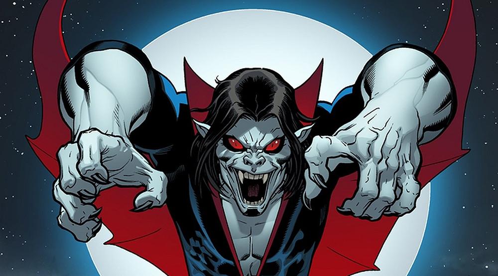Морбиус в комиксах Marvel