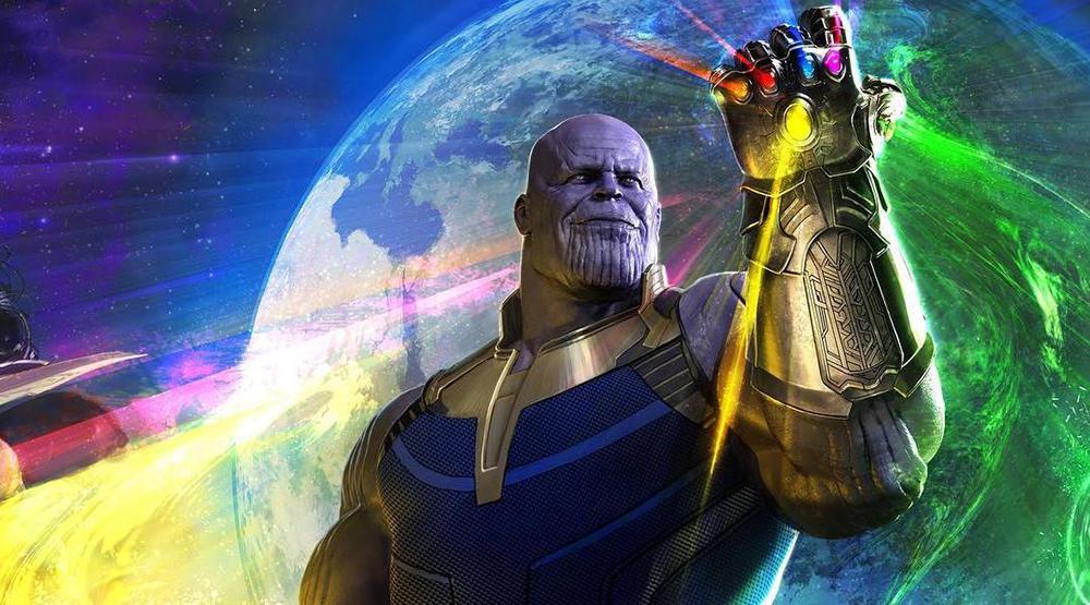 Промо к фильму «Мстители: Война бесконечности»