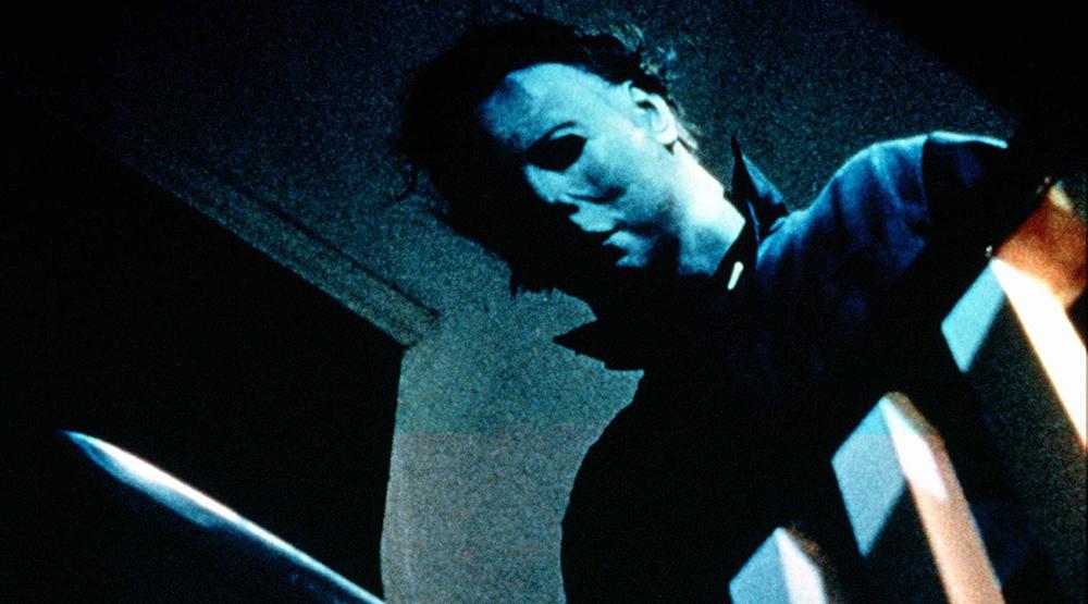 Кадр из фильма «Хэллоуин»