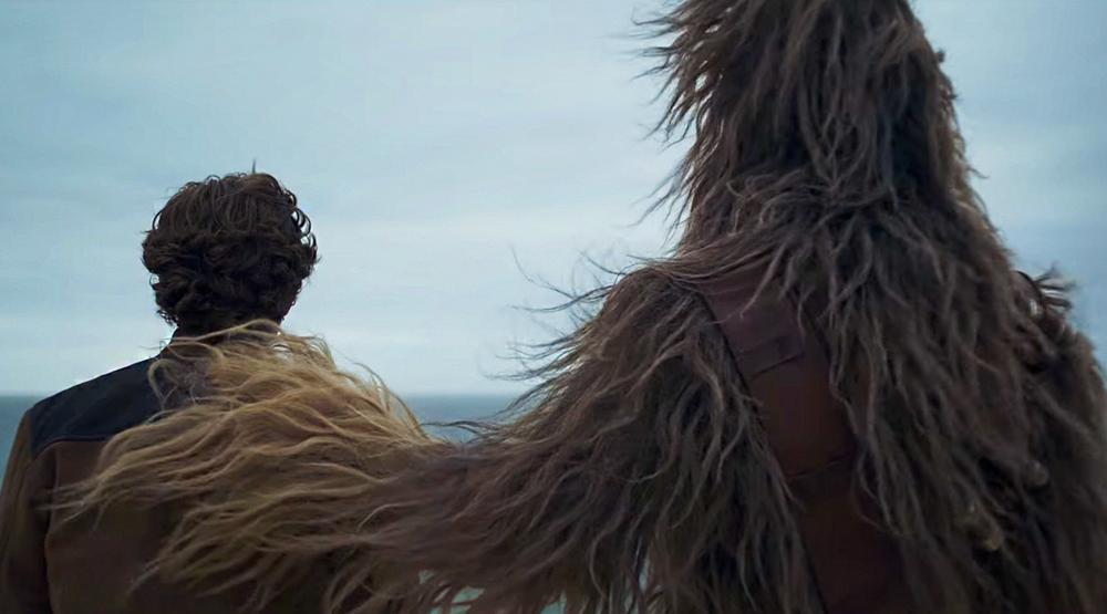 Кадр из фильма «Соло: Звездные войны. Истории»