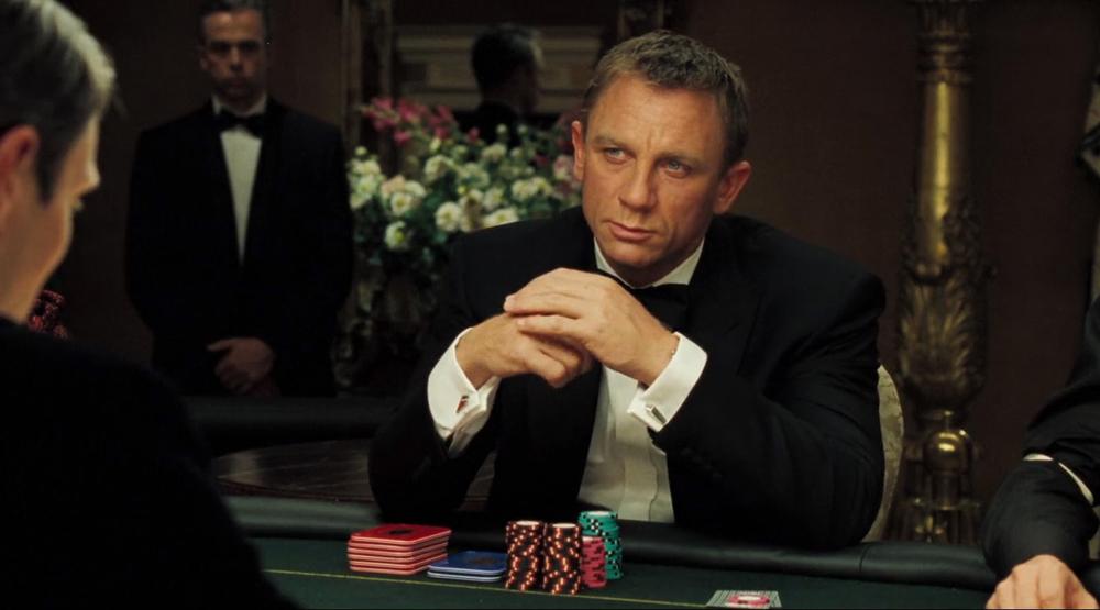 Джеймс бонд or казино рояль 2 казино играть онлайн с бездепозитным бонусом за регистрацию