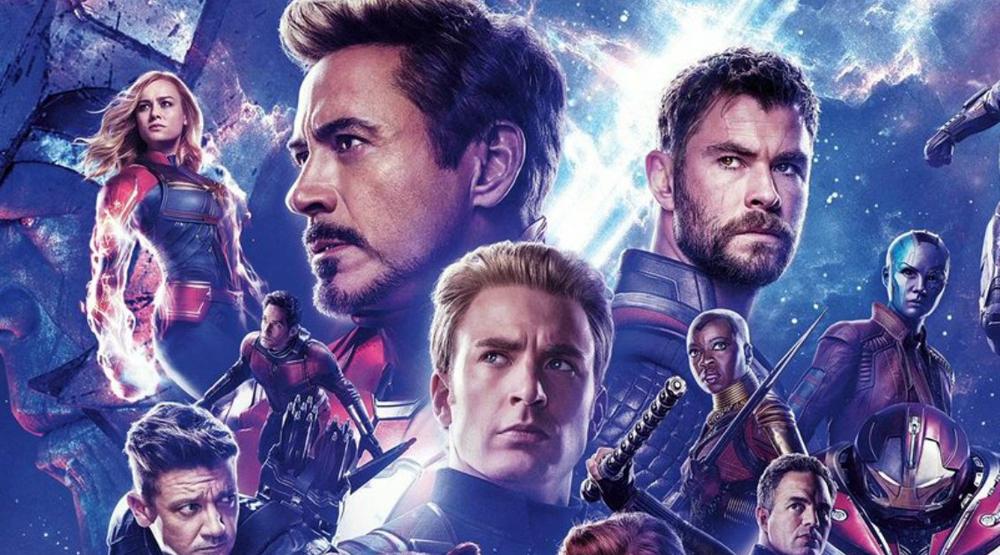 Новые постеры персонажей фильма Мстители: Финал