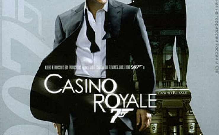 Casino royale theme online casino with moneybookers