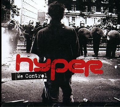 Скачать песню dj hyper we control