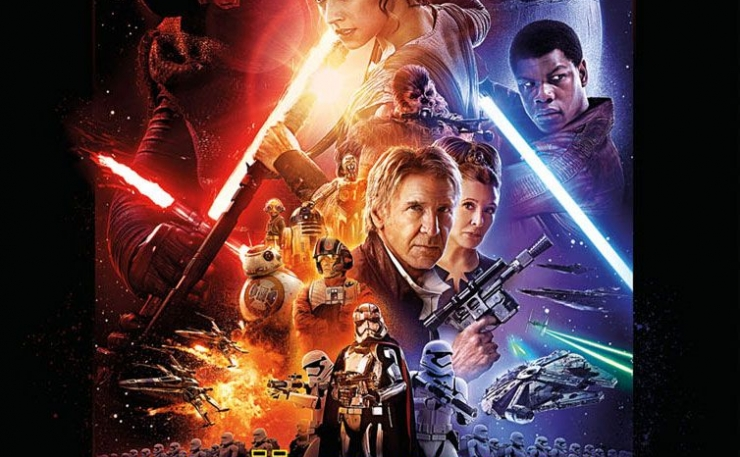 Watch Star Wars: The Force Awakens Full Movie Online