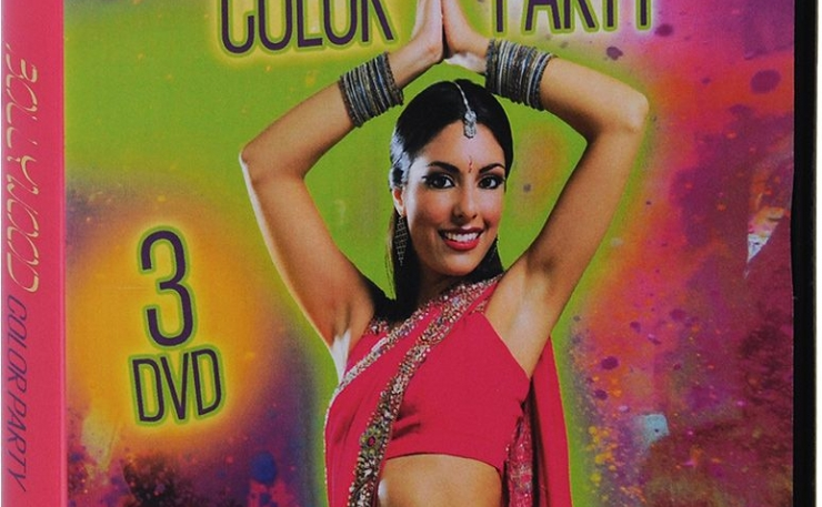 Bollywood Color Party