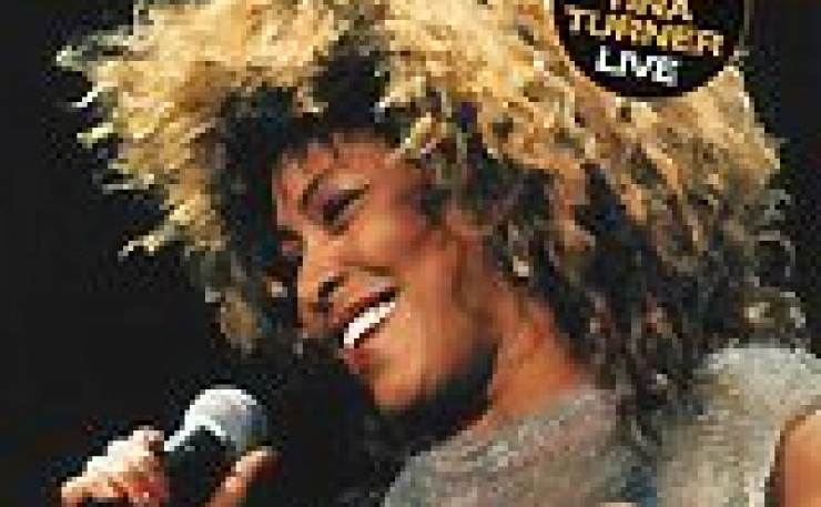 Tina Turner: The Exciting Tina Turner Live