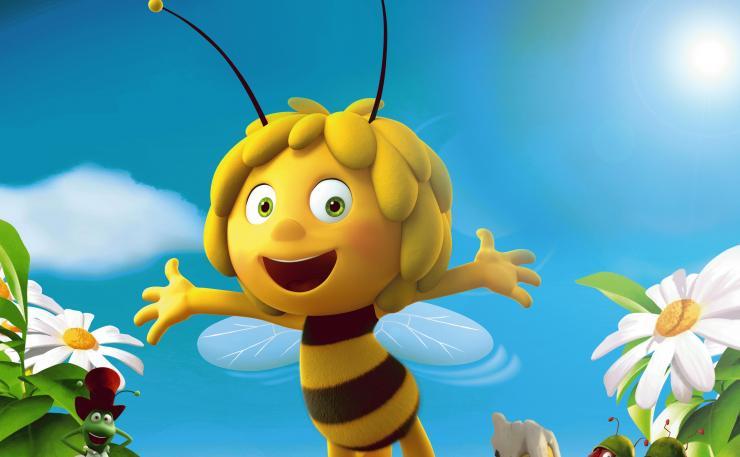 Картинки пчелка проснулась