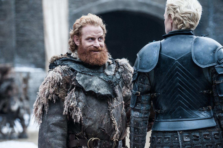 Канал HBO обнародовал официальные фото новейшей «Игры престолов»