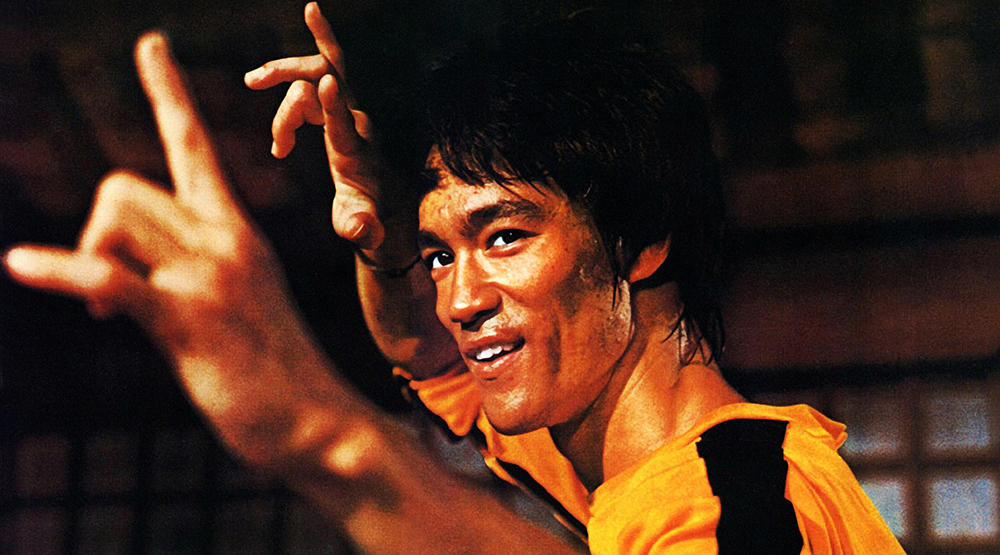 Top 10 Bruce Lee Moments - YouTube