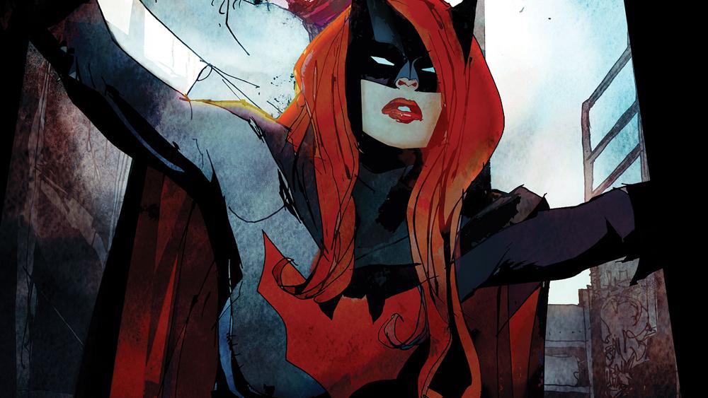 Руби Роуз сыграет главную роль в телесериале «Бэтвумен»