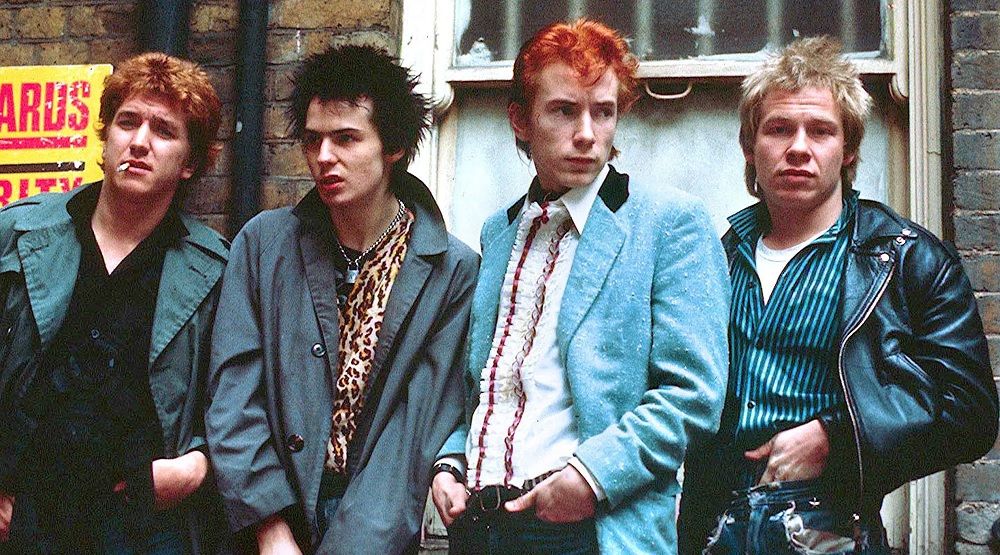 Vicious of the band sex pistols 10