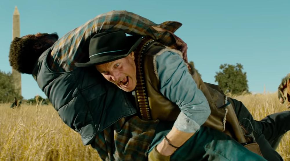 Кадр из фильма «Добро пожаловать в Zомбилэнд 2»