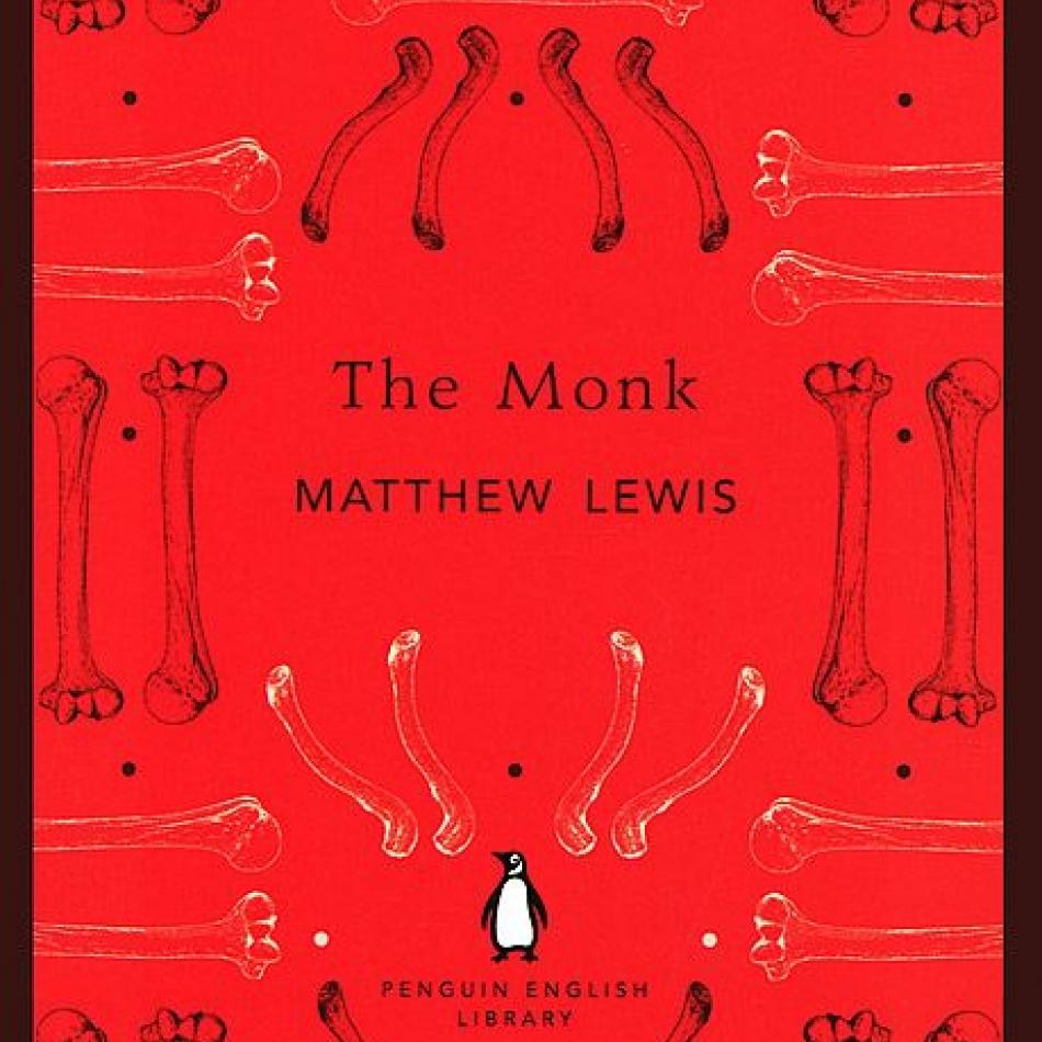 the monk matthew lewis