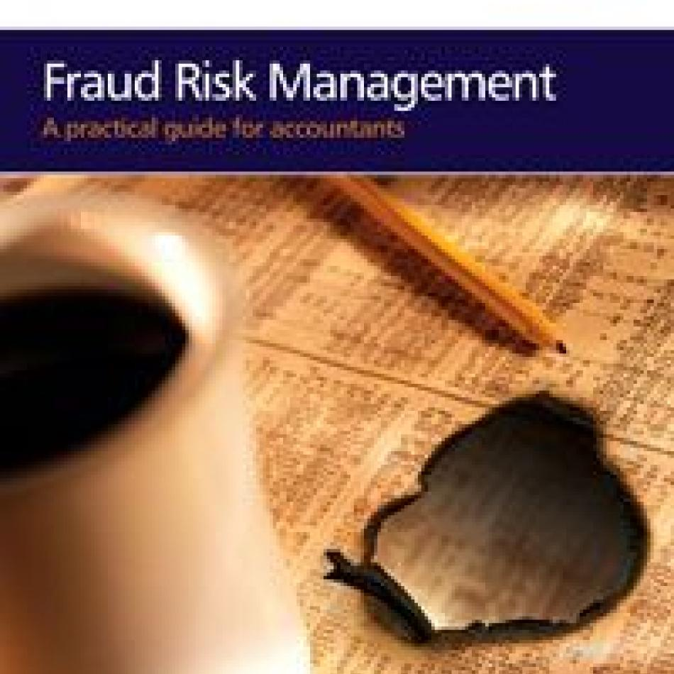 fraud risk management The fundamentals of a corporate fraud risk management policy, outlined here, should remind you to approach risks with a structured and systematic approach.