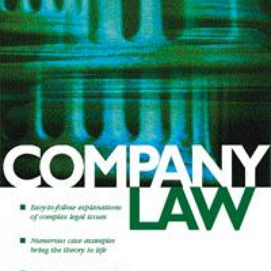 company law overview An overview of csr rules under companies act, 2013 the rules, effective april 2014, embrace both private and public firms, and spell out a range of activities for companies to undertake in order to meet their obligations.