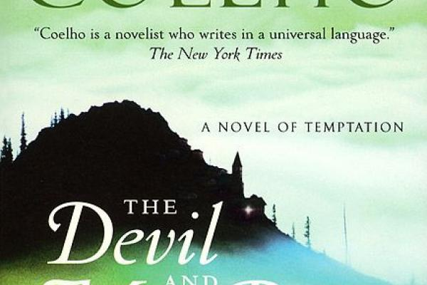 the devil and miss prym the New to the us but first published in europe in 1992, coelho's latest (following the bestselling the zahir) is an old school parable of good and evilwhen a stranger enters the isolated mountain.