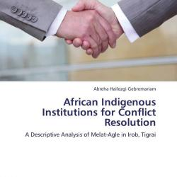indigenus systems of conflict resolution