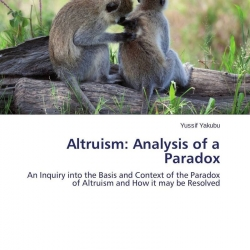 darwin introduces the paradox of altruistic behavior