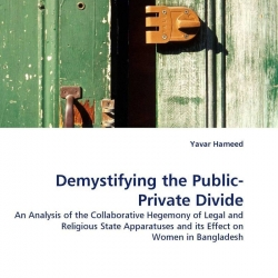 an analysis of division of private and public