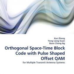 performance evaluation of orthogonal space time block In figure 7 we repeat the experiment under a quasi- shah et al: performance of concatenated channel codes and orthogonal space-time block codes 1413 static rayleigh fading channel.