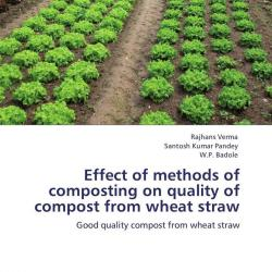 the effects of composting on the Goals / objectives to assess the long term effects of compost, manure, and commercial fertilizer applications on: 1) soil biological, chemical, and physical properties indicative of soil quality, 2) runoff and subsurface water quality.