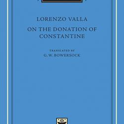 the donation of constantine essay Machiavelli: the misunderstood humanist essay who had challenged the catholic church fifty years earlier in proving the falsity of the donation of constantine.