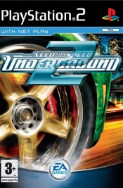 Need for Speed Underground 2 (PS 2)
