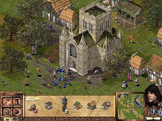 Фото stronghold 3 лучше отражают атмосферу игры, чем пусть даже очень качественные рецензии или обзоры