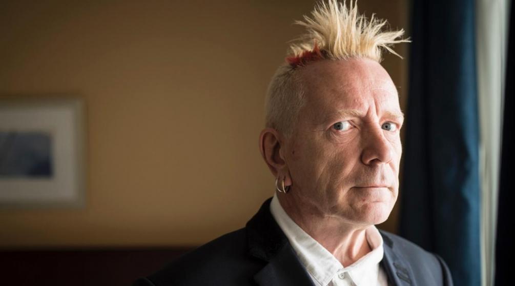Вокалист Sex Pistols собрался участвовать в«Евровидении»