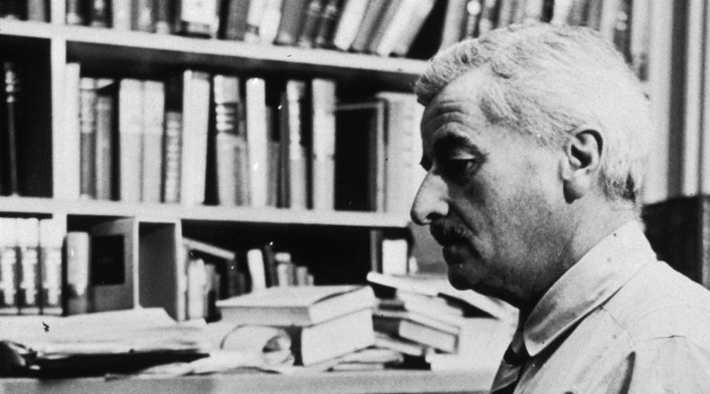 william faulkner implies of writers duty in nobel speech William faulkner's - as i lay dying in 1950 he won the nobel prize for their melodies of speech' faulkner had more than three decades of work ahead of him.