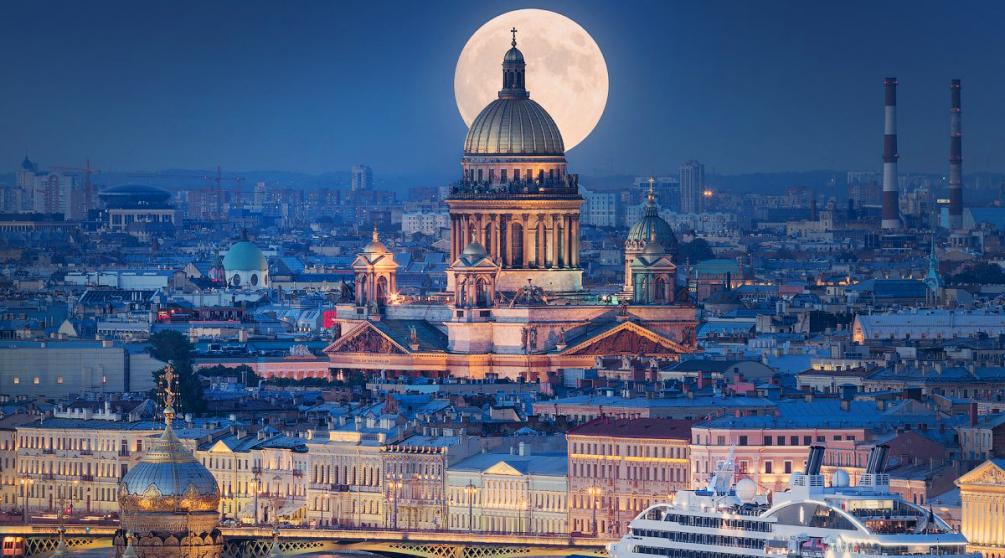 Что посетить в августе в санкт петербурге 2018