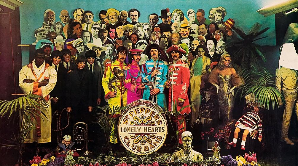 "Что писали об альбоме The Beatles ""Sgt. Pepper's Lonely Hearts Club Band"" 50 лет назад"