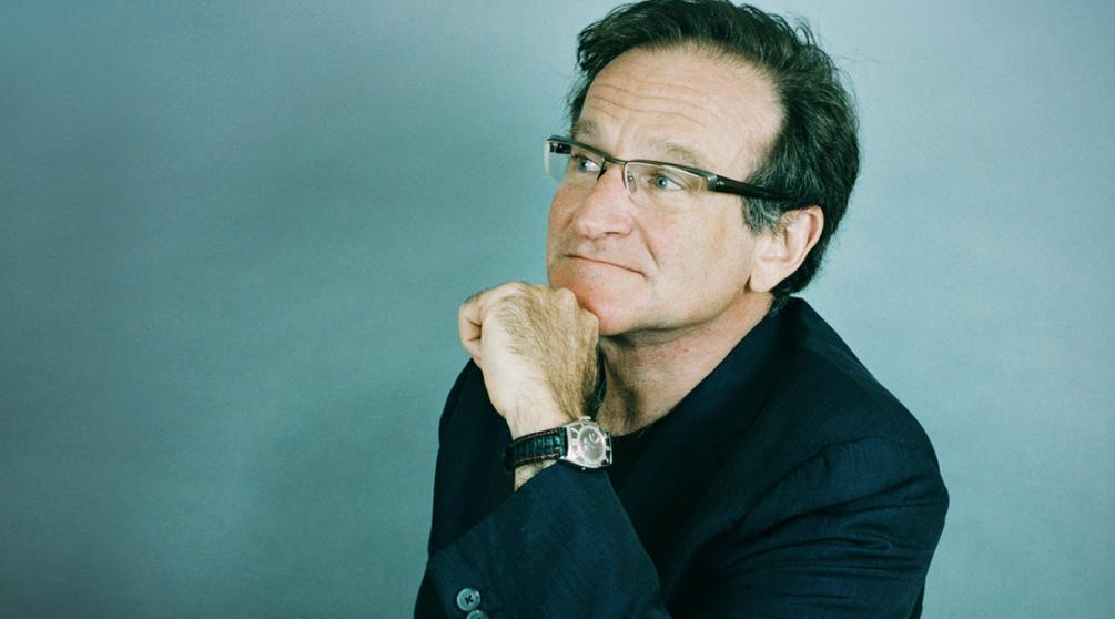 Robin williams young composer movie