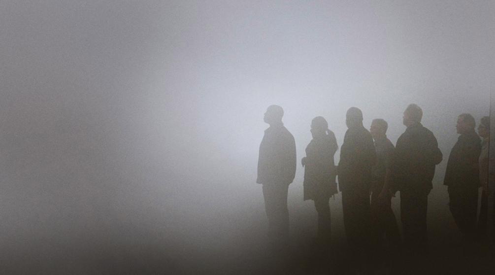 Кадр из фильма «Мгла» (2007)