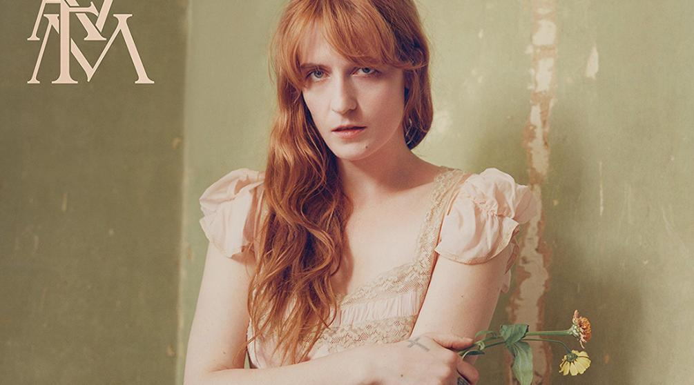 Обложка альбома ​Florence and the Machine «High As Hope»