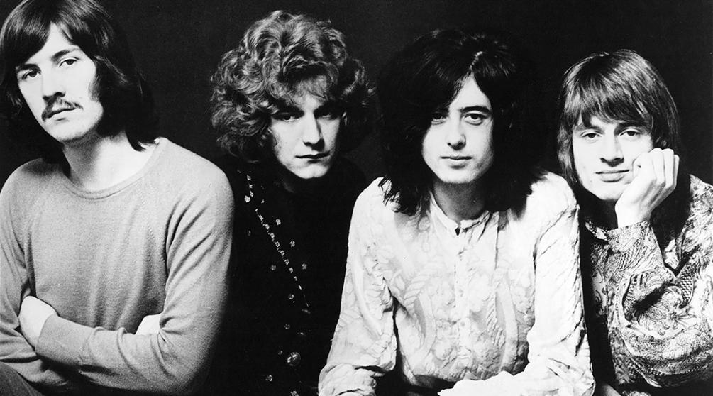 Led Zeppelin/ Фото с сайта ledzeppelin.com