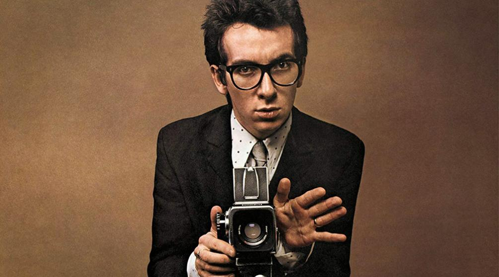 Обложка альбома Elvis Costello & The Attractions ‎«This Year's Model»
