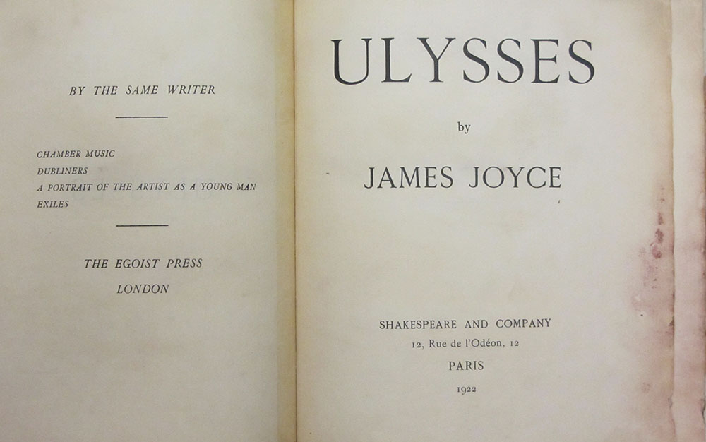 a literary analysis of ulysses Ulysses and after but reaction to the novel did not develop in a vacuum, because within two years installments of joyce's even more challenging ulysses began to appear in the little review.