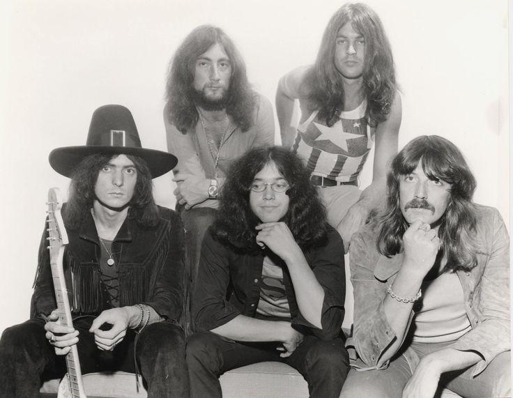 Deep Purple в 1970 году: к покорению мира готовы