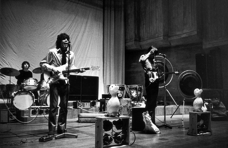 "Pink Floyd в зале Queen Elizabeth Hall, концерт ""Games for May"", 12 мая 1967 года"