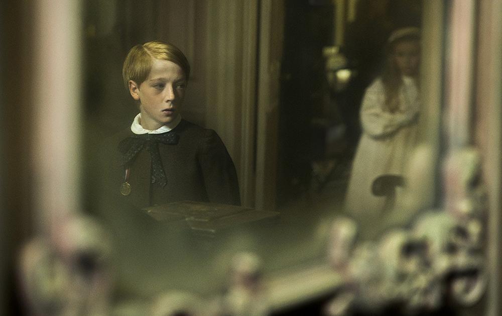 Кадр из фильма «Новорожденный»