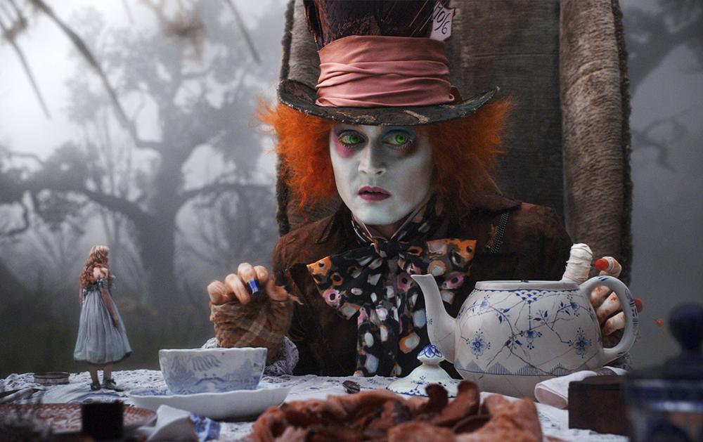 Кадр из фильма «Алиса в Стране чудес» (2010)