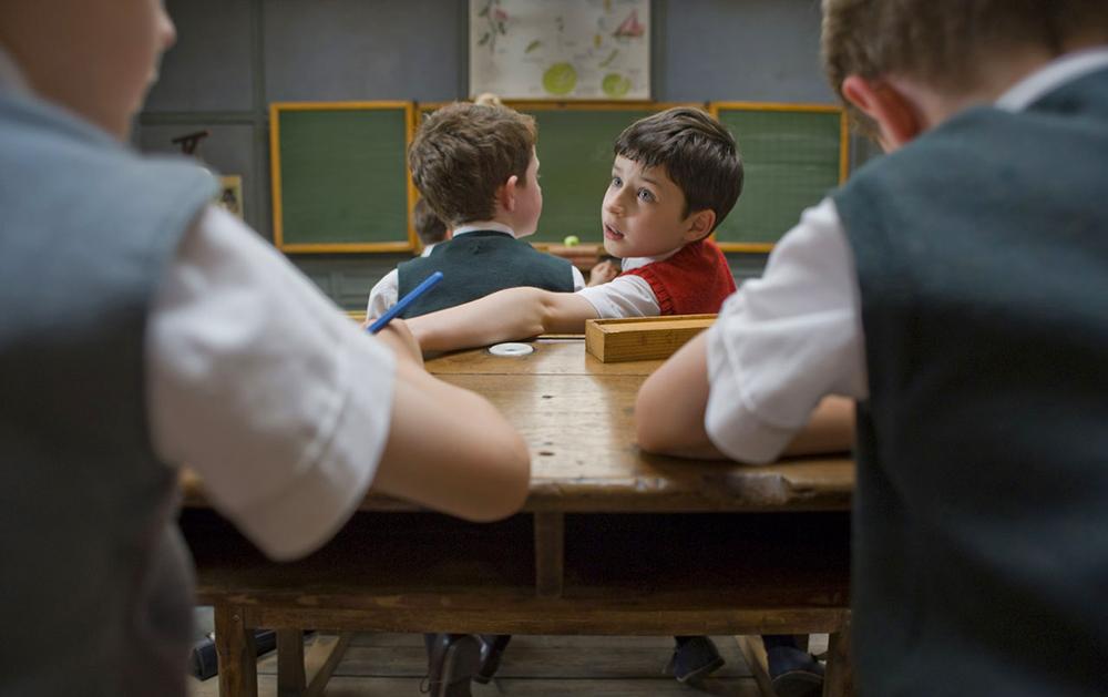 Кадр из фильма «Маленький Николя»