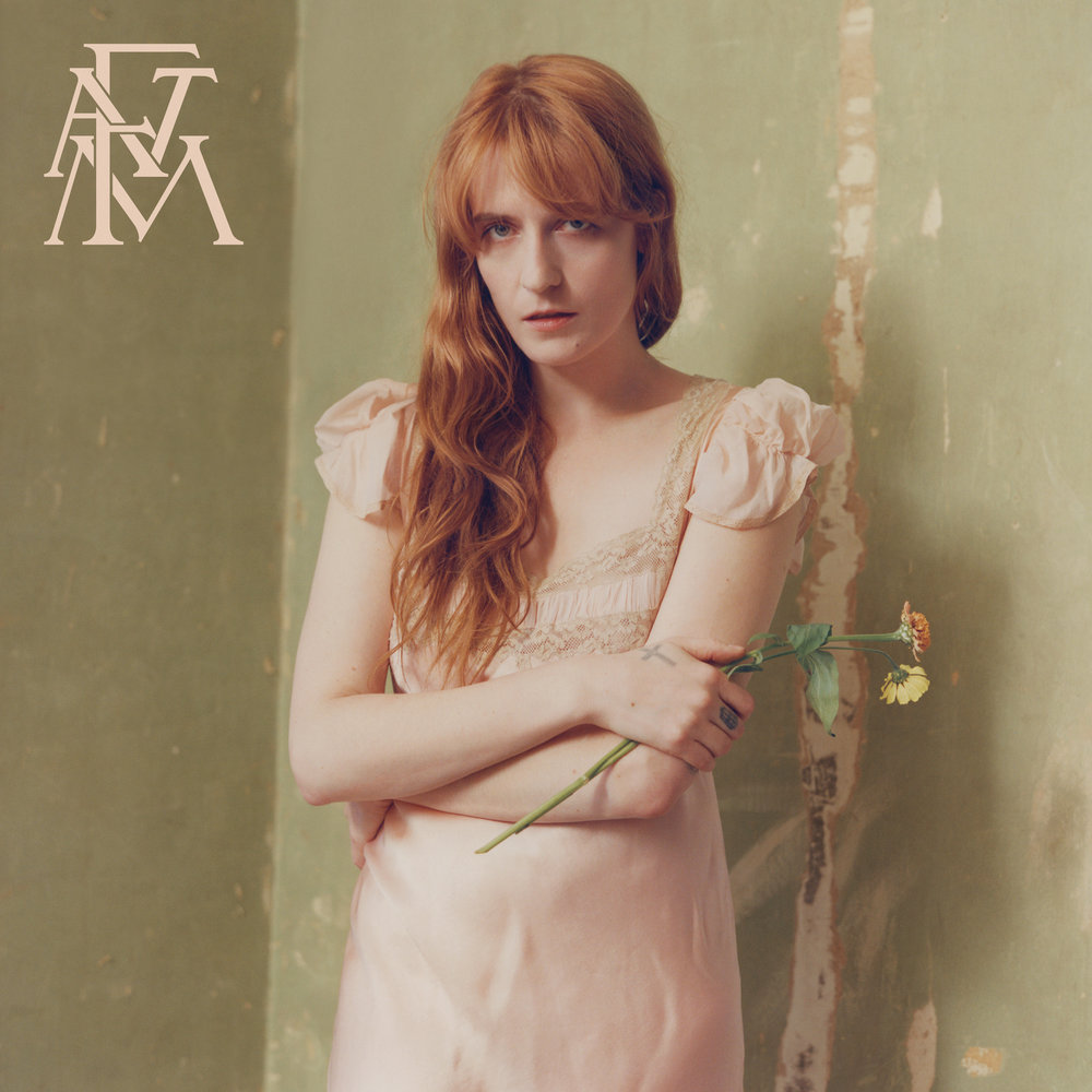 Обложка альбома Florence and The Machine «High As Hope»