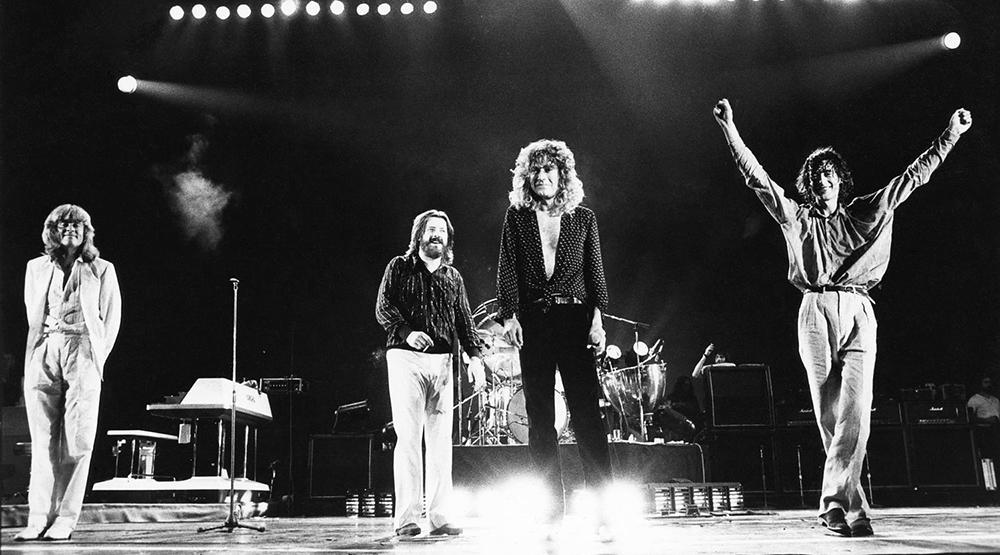 Led Zeppelin, 1979 год, Knebworth Festival 1979