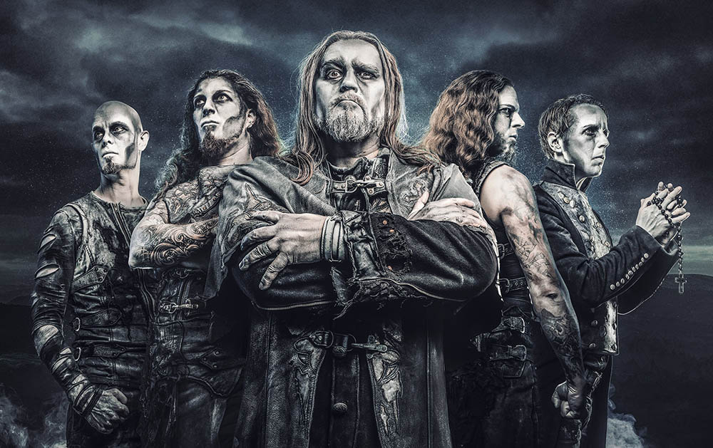 Группа Powerwolf